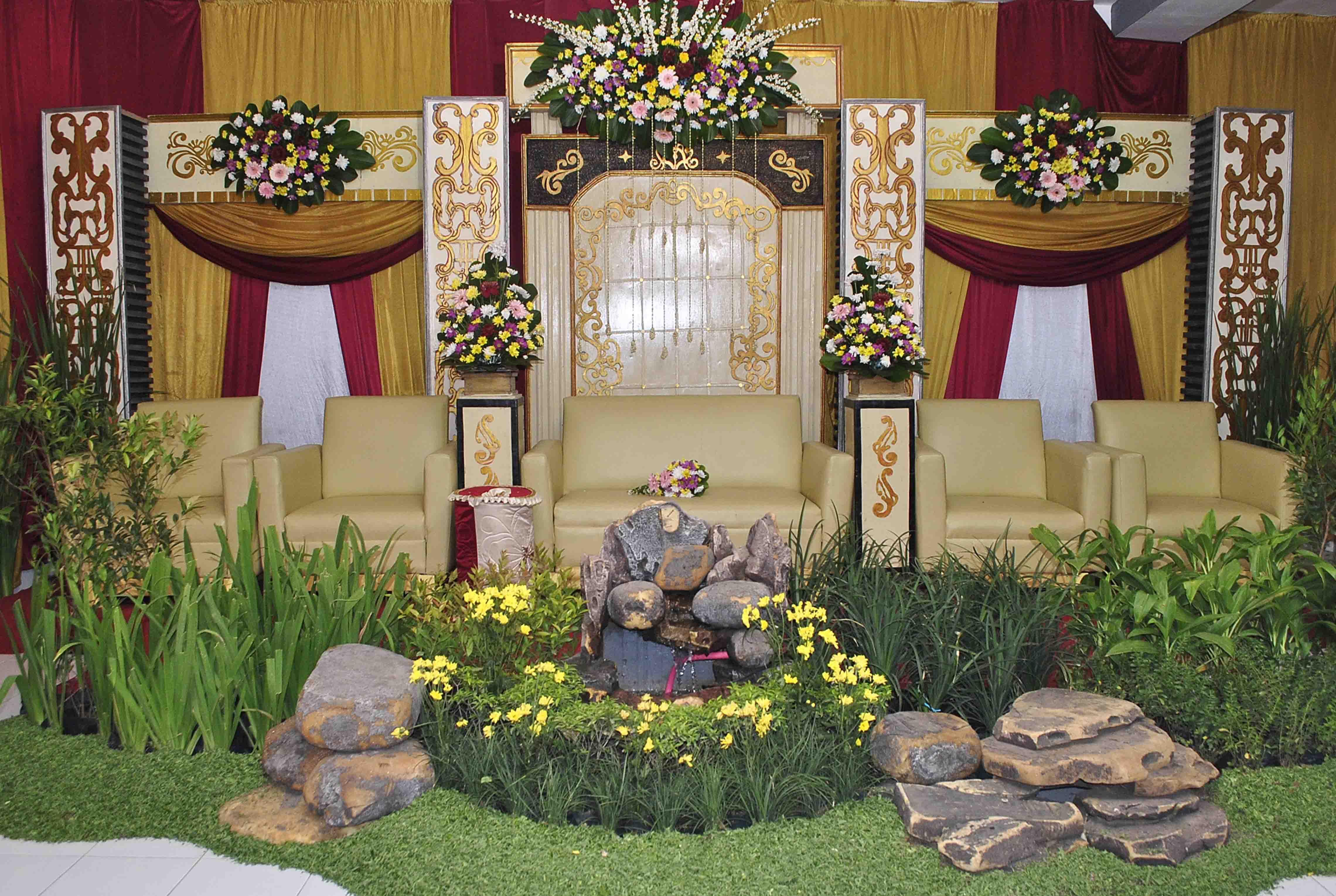 Dekorasi Wedding di Cirebon Indramayu Majalengka dan Kuningan
